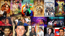 Worst of Bollywood 2012? (Photo Credit: TSeries, YRF, EROS, Dharma Productions, Reliance, Big Cinemas Entertainment)