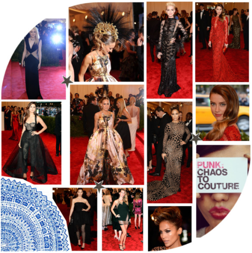 Best Dressed at the Met Gala (2013)  Credit: Becca for FW Polyvore